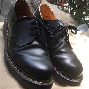 Dr Martens 1461 Oxford Shoes Black US-10L 9M
